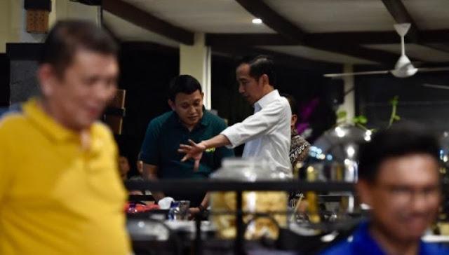 Jokowi Minta Relawan Siap Berantem, Ini Kata Projo