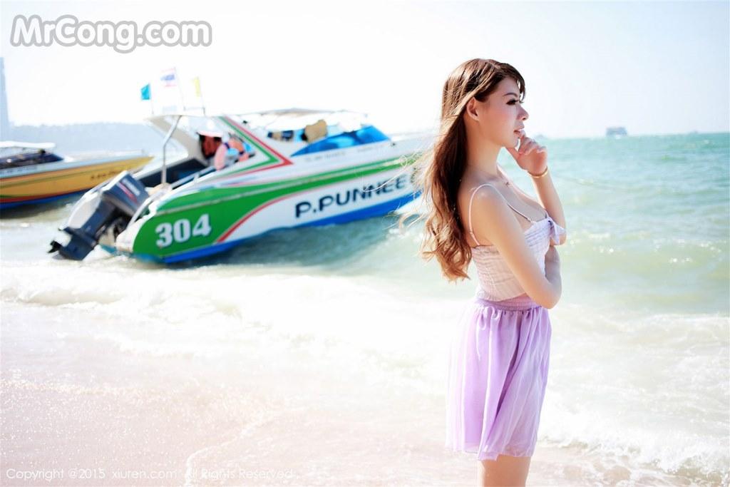 XIUREN No.269: Model Mara Jiang (Mara酱) (49P)