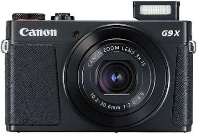 CES 2017: كانون تُعلن رسمياً عن كاميرا PowerShot G9 X Mark II