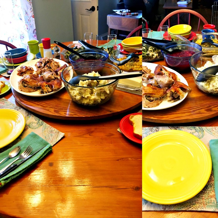Thanksgiving Dinner Success [Friday Confessional at High-Heeled Love]