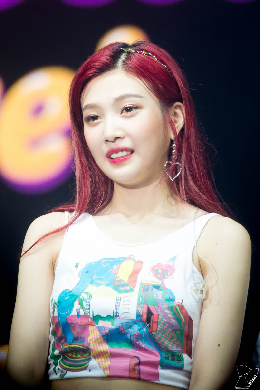 I Love Red Velvet   Joy