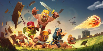 Cara dapat trophy di TH 10 clash of clans