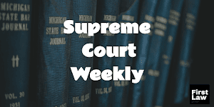 Supreme Court of India Weekly Reporter January 7 - 11, 2019
