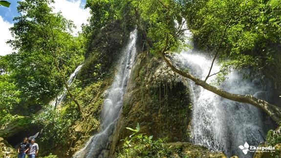 Air Terjun Sri Gethuk Gunung Kidul | Yogyakarta