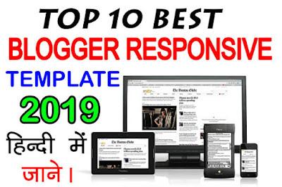 Professional Blogger Templates Free