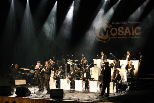 התזמורת של דיוק אלינגטון בישראל - מאי 2016