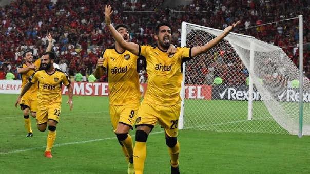 Peñarol vs LDU EN VIVO ONLINE Copa CONMEBOL Libertadores.