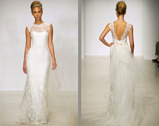 The Classy Woman ®: Fashion Friday: Wedding Dress Trends