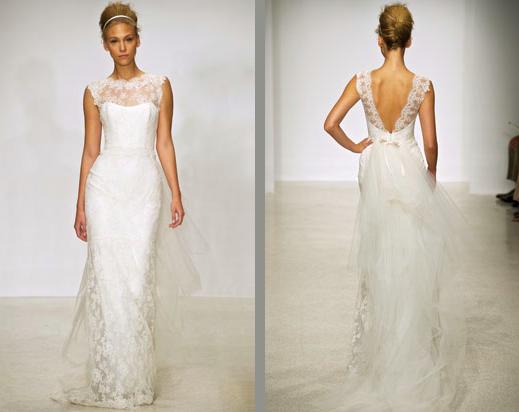 The Classy Woman : Fashion Friday: Wedding Dress Trends ...