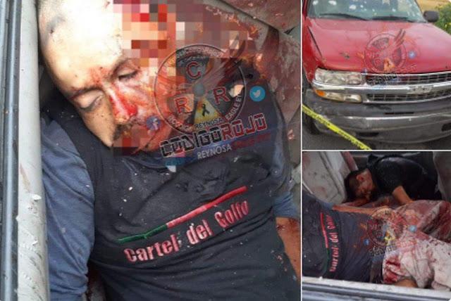"""Para darles """"Cristiana Sepultura"""" familiares del Cártel del Golfo abatidos por Militares reclaman sus cuerpos en la morgue"""