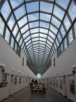 Arktikum Museum in Rovaniemi