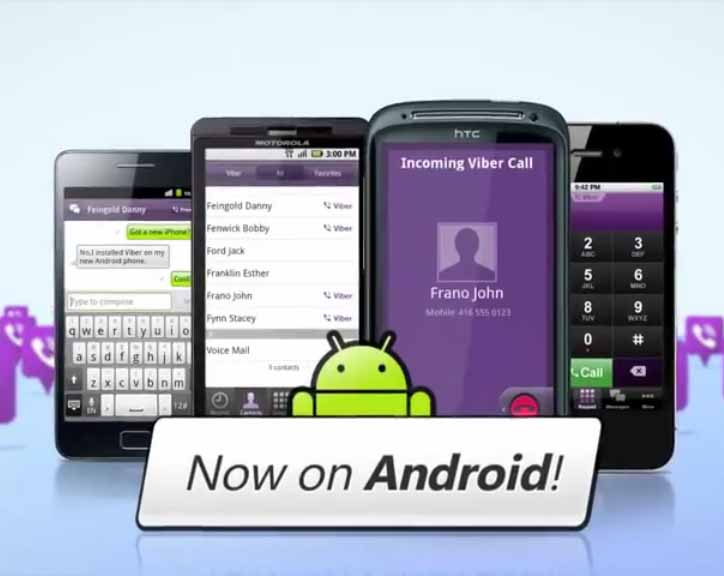 Experdia: Viber For Android Free Download - Best App