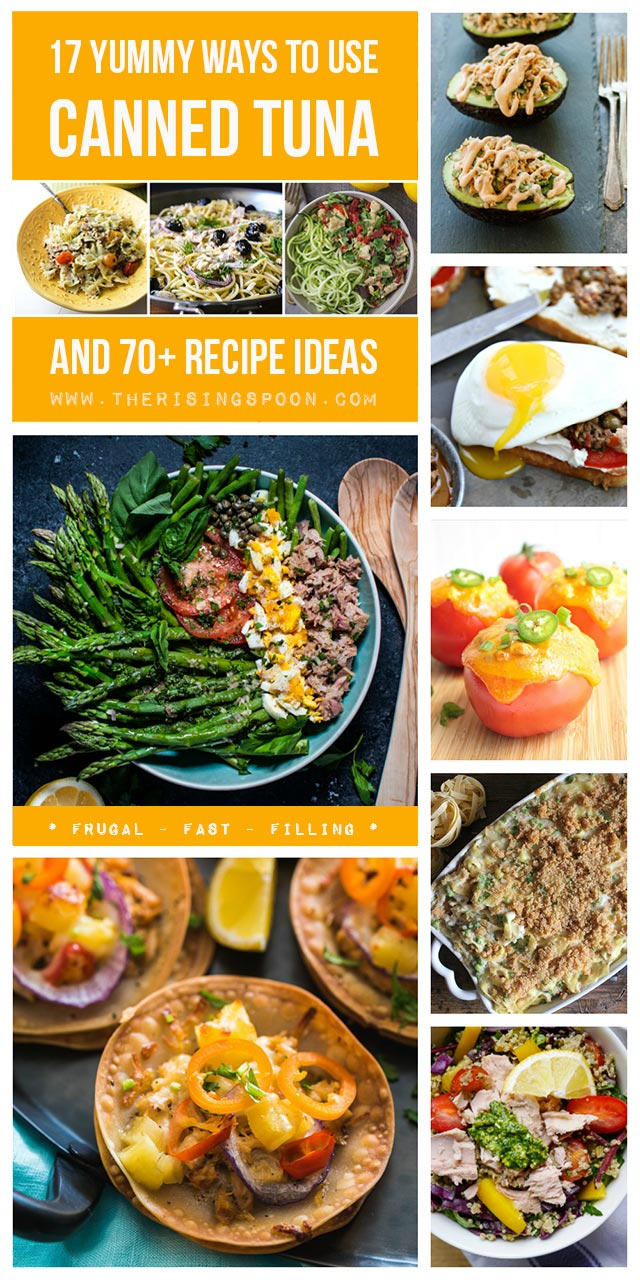 17 Ideas for Using Canned Tuna and 70+ Recipes To Try