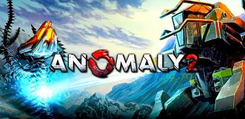 Download Anomaly 2 v1.2 Apk + Data