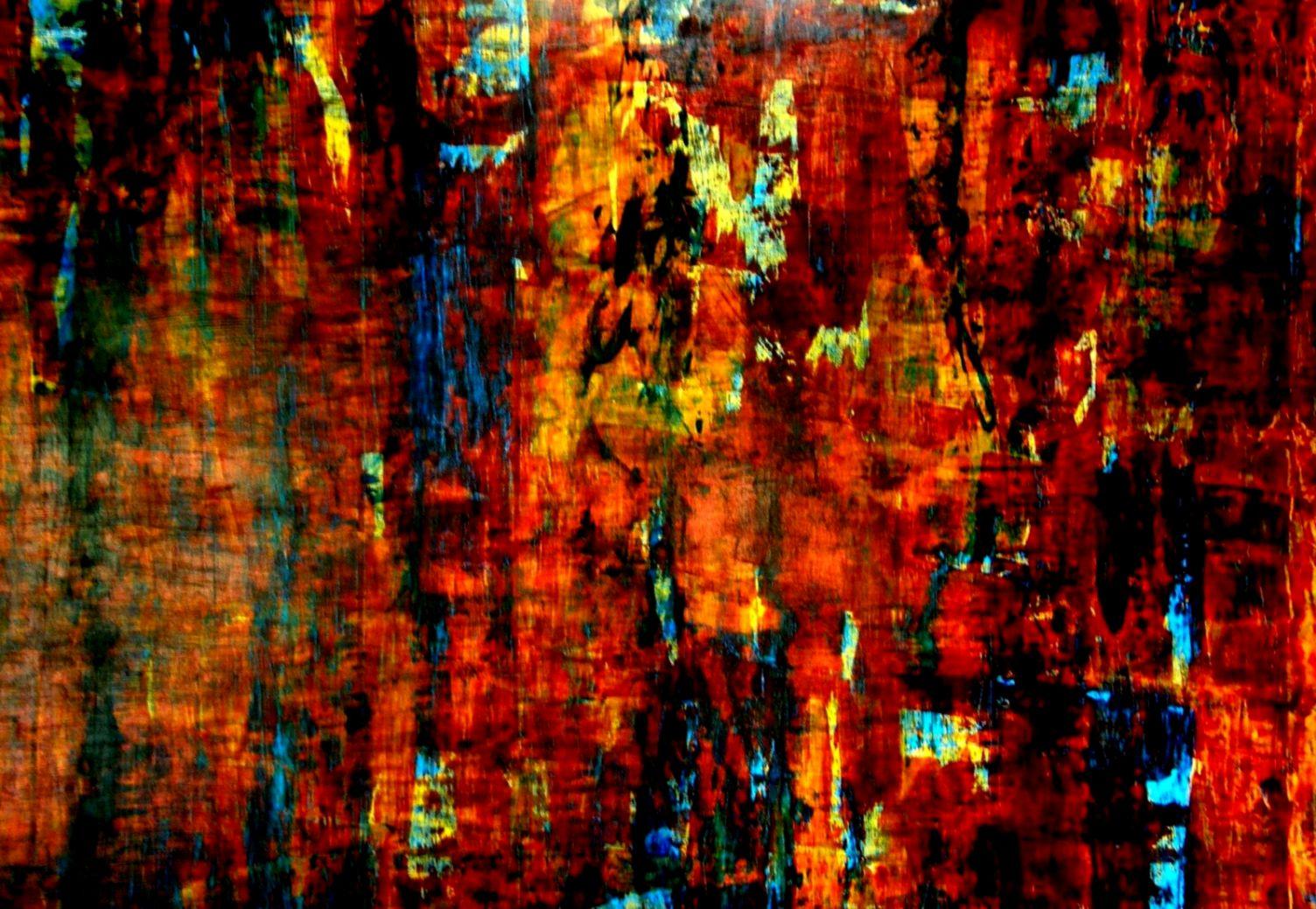 Red Abstract Art Backgrounds Hd Desktop Genius Wallpapers