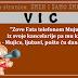 """VIC: """"Zove Fata telefonom Muju iz svoje kancelarije pa mu kaže: - Mujice, ljubavi, pošto ću danas..."""""""