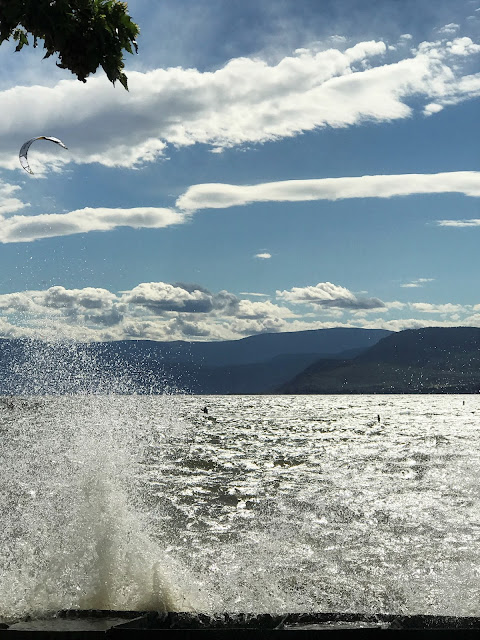 a quick travel guide to kelowna BC Canada