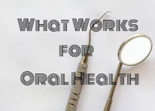 Work for oral Health