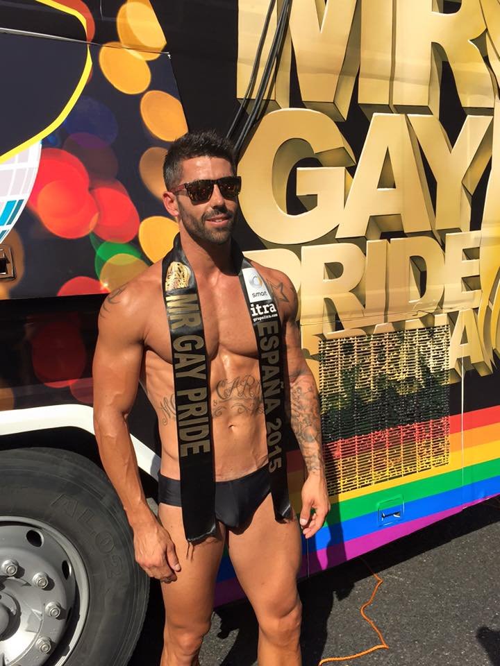 MISTER GAY MADRID GUARDIA CIVIL