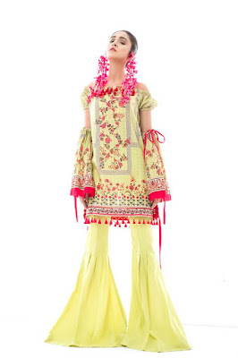 Ethnic by outfitters new summer printed lawn designs