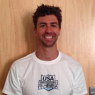 Olympic gold medalist and bon vivant Anthony Ervin