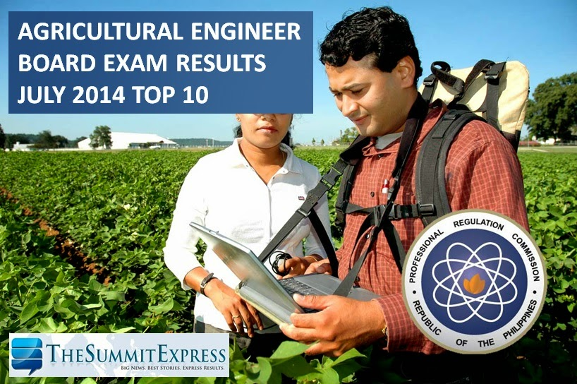 CavSU grad tops July 2014 Agricultural Engineer board exam
