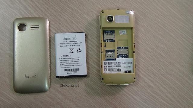 Điện thoại Abutus A60