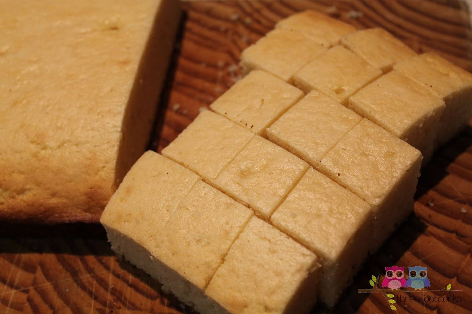 Large Square Madeira Cake Recipe