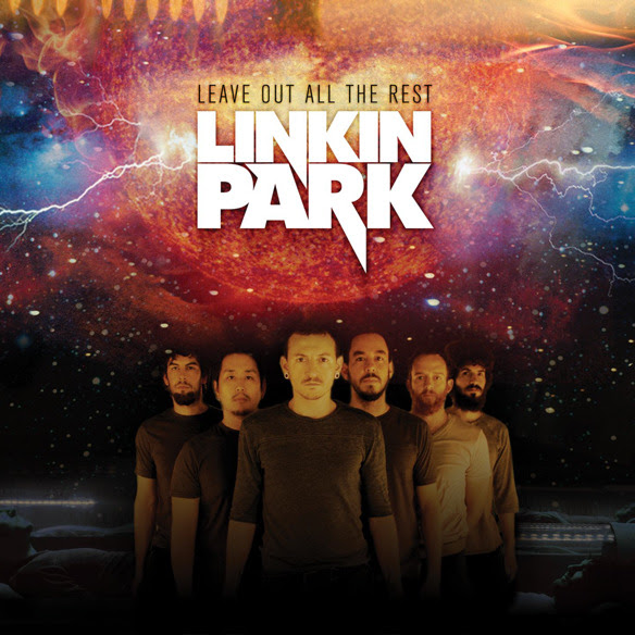 Linkin Park - Leave Out All the Rest - EP Cover