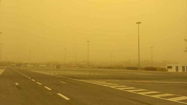 Αφρικανική σκόνη: Τι μπορεί να προκαλέσει στην Υγεία
