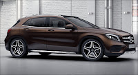 Mercedes GLA 250 4MATIC 2016