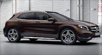 Bảng thông số kỹ thuật Mercedes GLA 250 4MATIC 2019