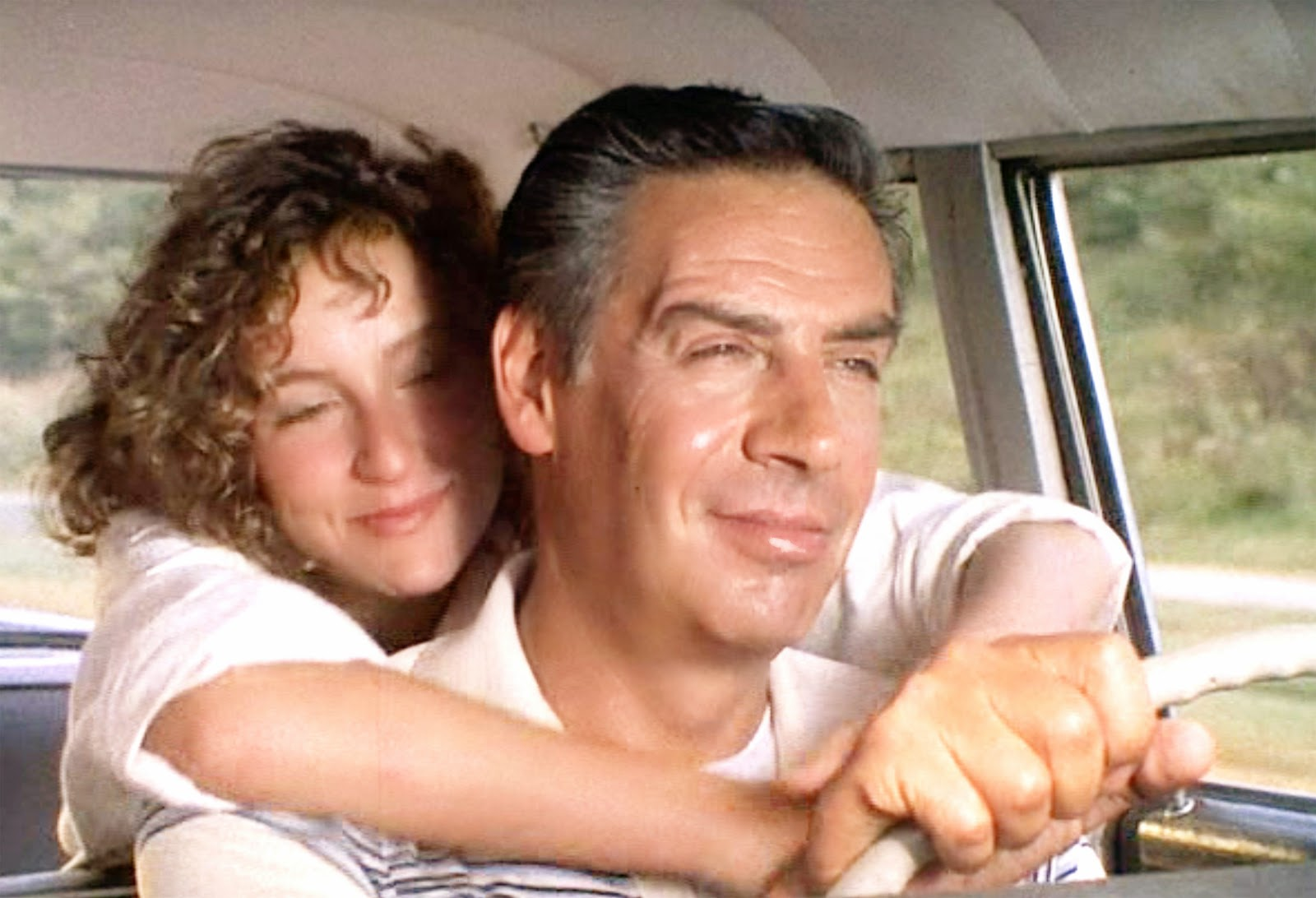 Dirty Dancing - Baby and her father