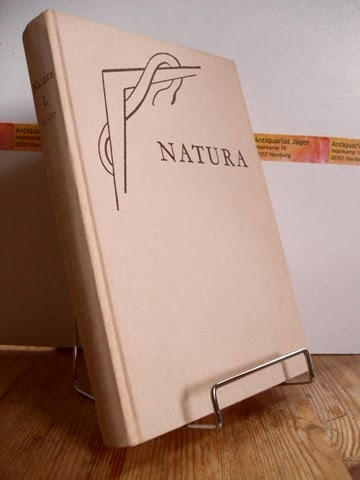 NATURA. Zeitschrift zur Erweiterung der Heilkunst nach geisteswissenschaftlicher Menschenkunde