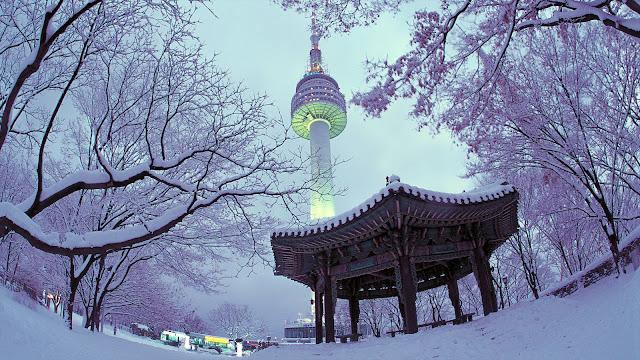 liburan murah ke korea selatan