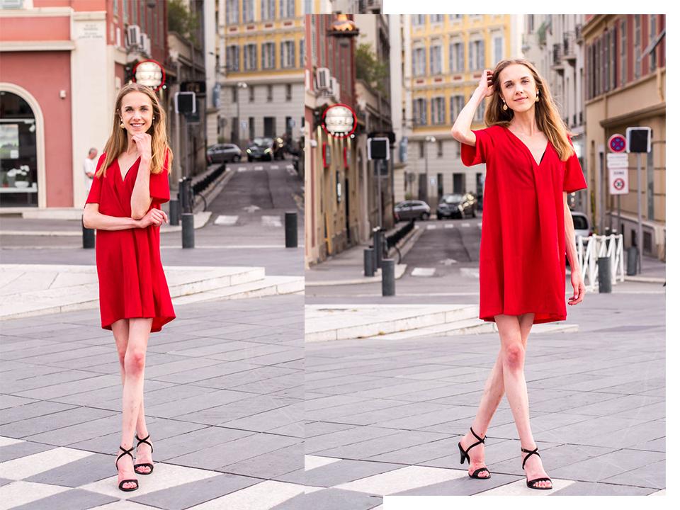 summer-outfit-red-dress-fashion-blogger-streetstyle-nice-france-kesämuoti-muotiblogi-kesämekko-nizza-ranska