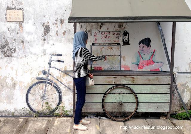 Street Art Gopeng