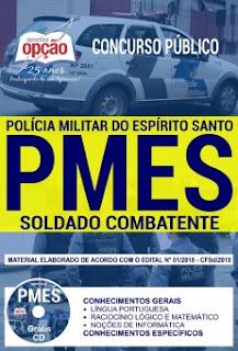 Apostila Concurso PM/BM ES 2018 PDF