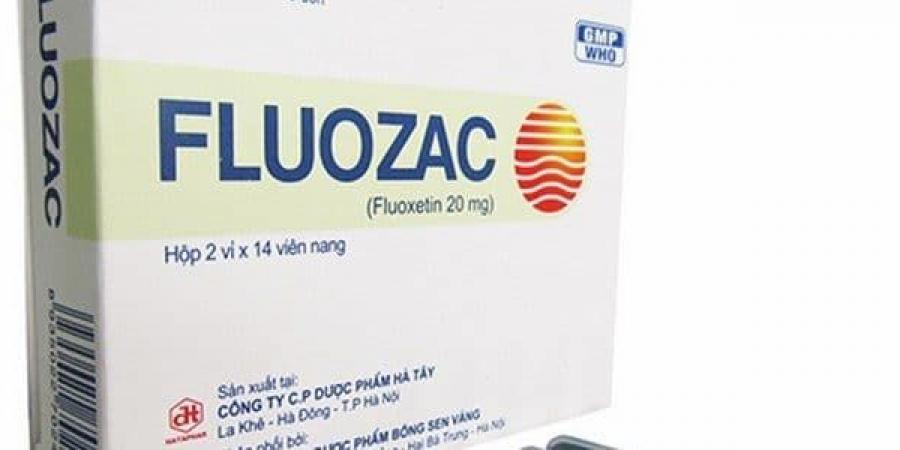 فلوزك Fluozac لعلاج القلق والوسواس القهرى
