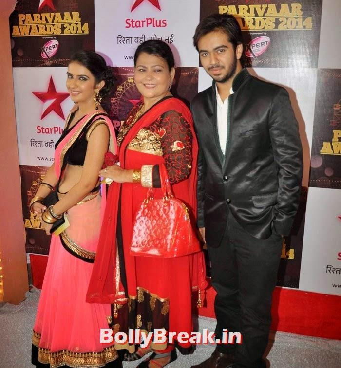Aamir Khan & Kiran Rao at Star Parivaar Awards 2014, Star Parivaar Awards 2014 Red Carpet Photo Gallery