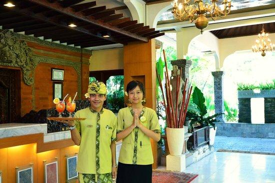 HHRMA - Reservation Staff, Engineering at Diwangkara Beach Hotel And Resort