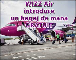 pareri bune WIZZ Priority bagaje gratuite la bord forumuri zboruri low cost