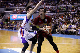Stopping the Beermen doesn't stop at stopping June Mar Fajardo