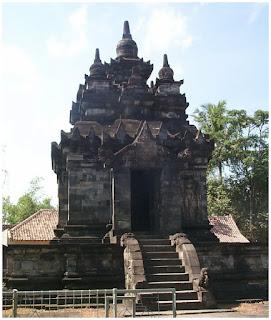 Candi Pawon. Magelang, Jawa Tengah.