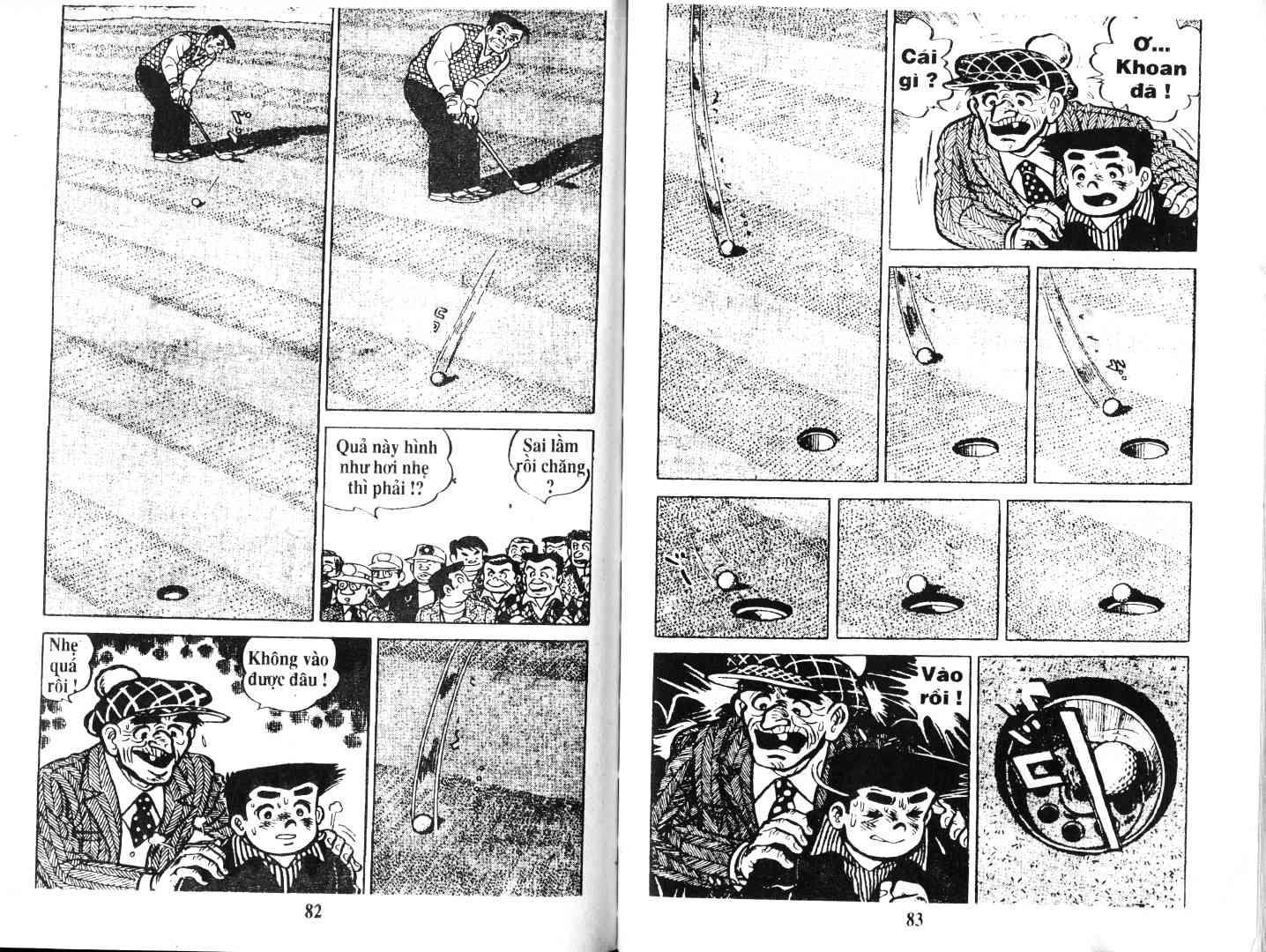 Ashita Tenki ni Naare chapter 51 trang 40