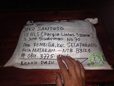 JOKO SANTOSO Mataram, NTB.  (Sesudah Packing)