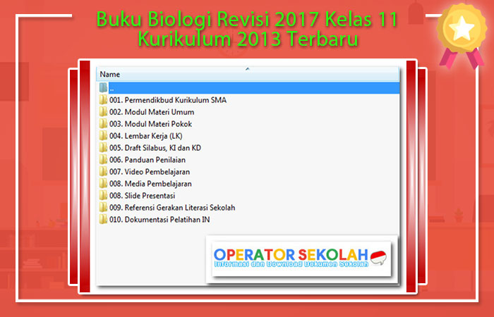 Buku Biologi Revisi 2017 Kelas 11 Kurikulum 2013