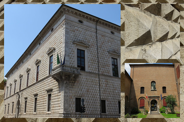 Ferrara points of interest - Palazzo Diamante