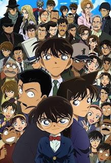 تقرير أنمي المحقق كونان Detective Conan
