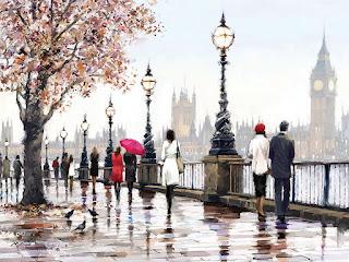creativas-pinturas-vistas-urbanas cuadros-urbanos-oleo